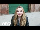 Sabrina Carpenter - Smoke and Fire - Behind the Scenes