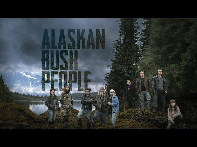 Аляска: семья из леса. И прогремел выстрел. (full HD 1080p) 12 НОВЫЙ СЕЗОН 2016