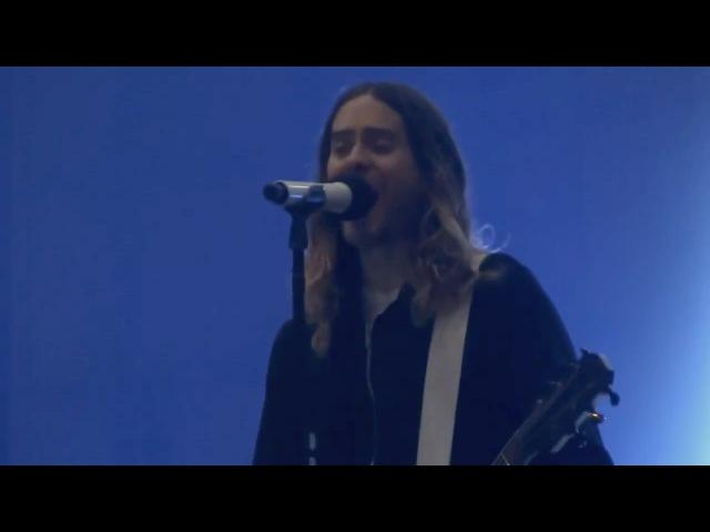 30 Seconds To Mars - R-Evolve (Soundcheck, Amsterdam, Ziggo Dome 12.11.13)
