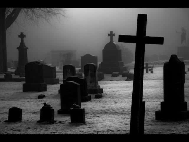 Валерий Пякин Кладбище и его влияние на человека
