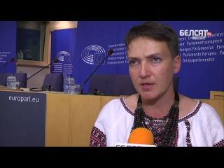 Украінцы ў ЕЗ без візы – ужо налета <#Белсат>