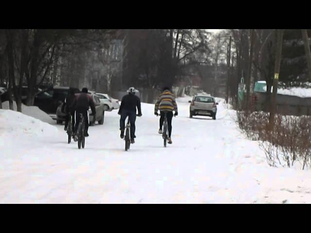гонка от клуба Гольфстрим велошкола 2