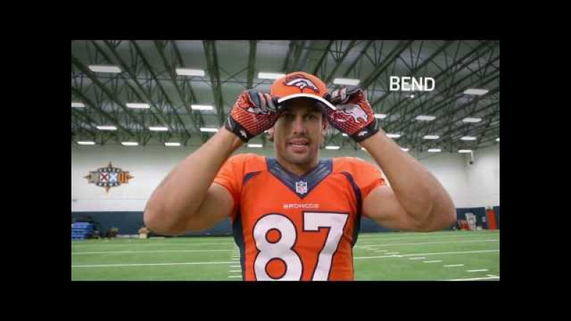 How I Wear My Cap: Eric Decker