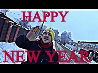 Vlog:Поздравление подписчиков с Новым Годом и планы на 2015.