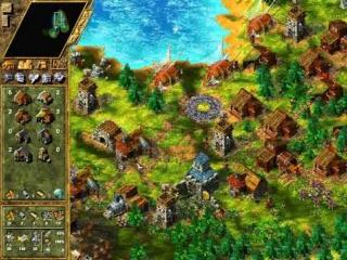 Прохождение The Settlers 4 - Миссия 1 за римлян