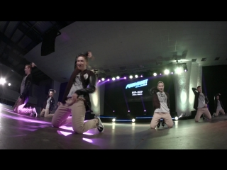 Feel the Beat '2015 | Hip Hop Crew Adults - 12