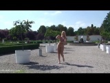 Micha Nude in Public 1