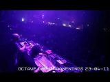 Octave One Live @ Awakenings Easter Anniversary 23-04-11 Gashouder Amsterdam