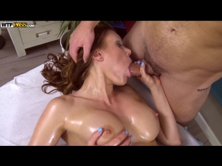 Kitana Lure Busty oiled girl goes for massage fucking Oral All sex anal Blowjob Massage Big tits H