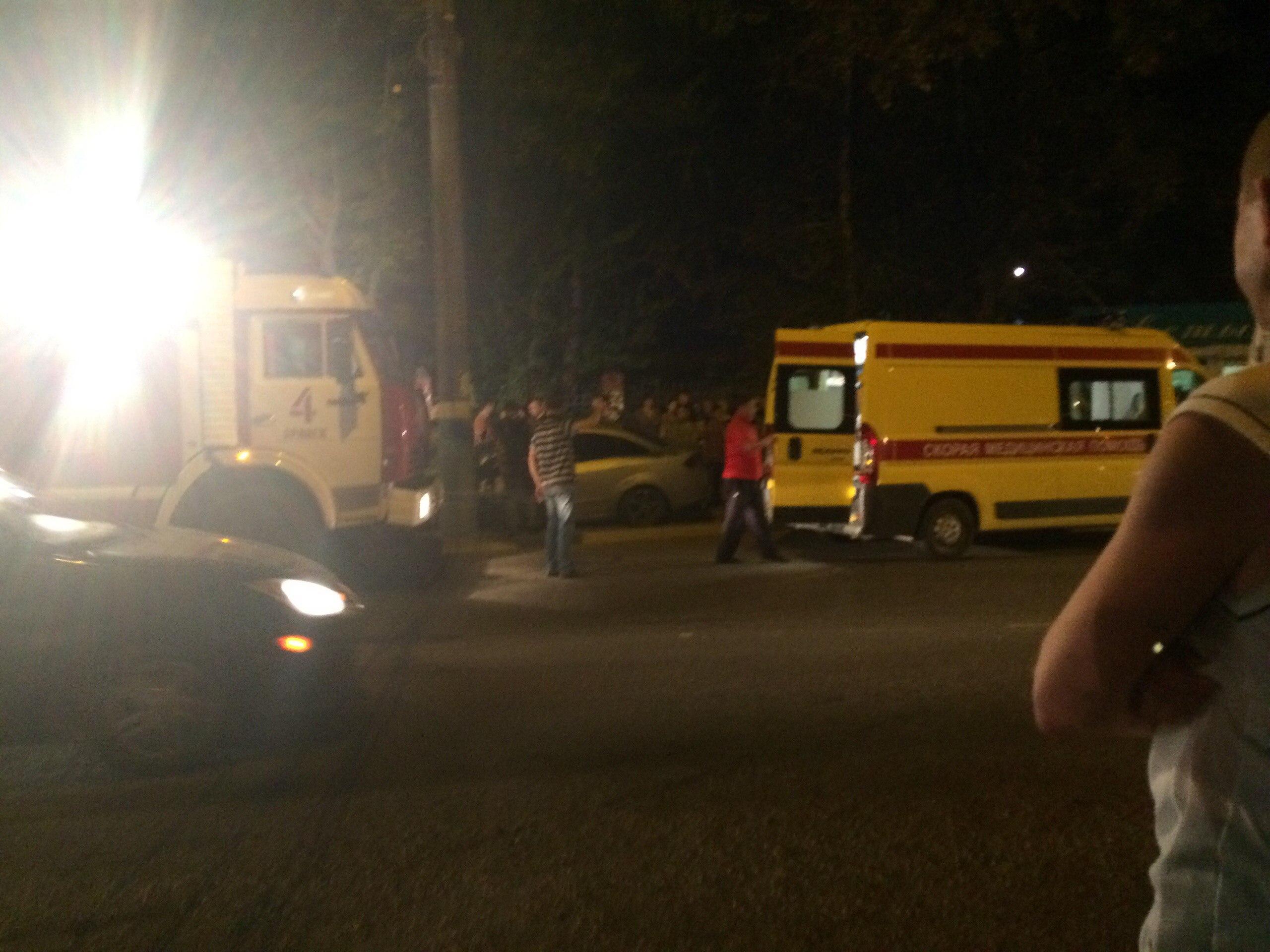 ДТП вБрянске спровоцировал нетрезвый полицейский