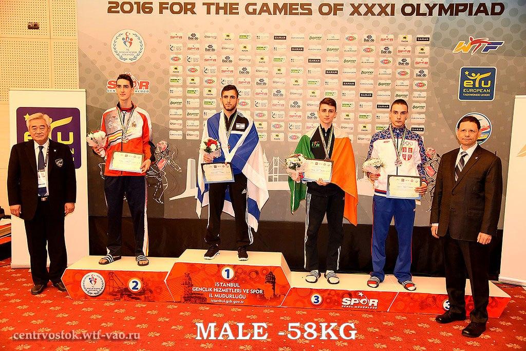 Male-58kg