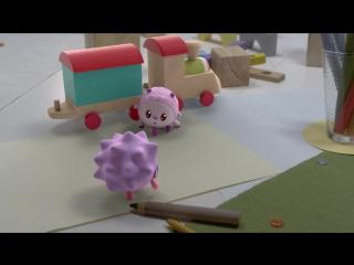 Малышарики - Машинка - серия 12 - обучающие мультфильмы для малышей 0-4