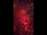 фестиваль фейерверков в день рождения города ( команда г. Тюмень)
