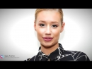 The Changing Face of Iggy Azalea Through The Years in 49 seconds