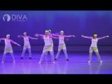 Клубные танцы от DIVA Studio, хореограф Марина Ткачева