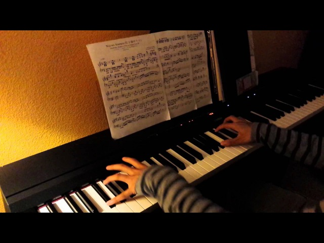 Ajin 亜人 ED 「HOW CLOSE YOU ARE」by 宮野真守 full ピアノ Piano