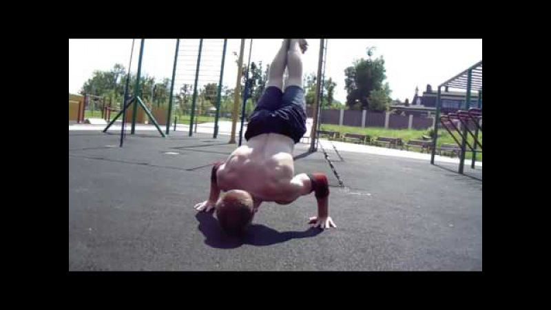Workout Video Battles( Влад Киндяков VSАлександр Мутылин )