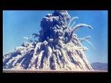 Подземный ядерный взрыв произведен. Ядерное озеро Чаган созданно.. Казахстан, Семипалатинск,1965