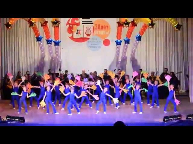 Театр танца Чудеса - Ручки (28.11.14) ДК ЛДК№1