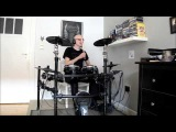 Challenge accepted. Drumming Experiment Mathcore