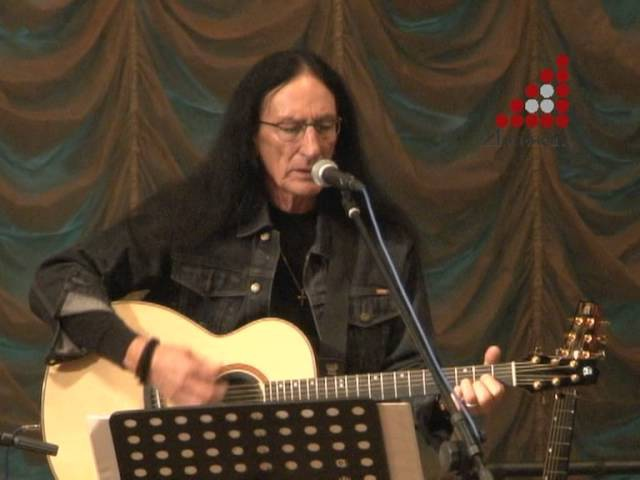 The Wizard (1972), Ken Hensley (Uriah Heep) in Chernigov, Ukraine