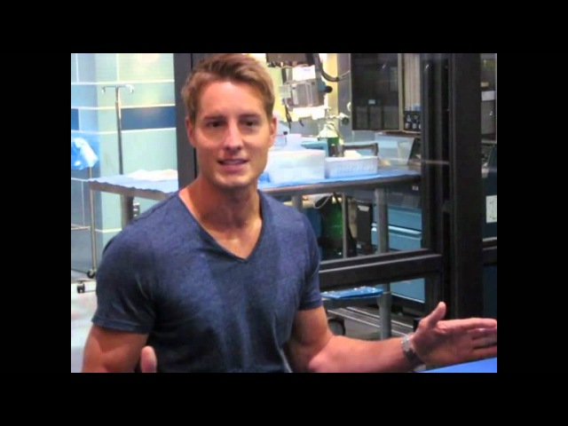 Justin Hartley Interview: 'Emily Owens, M.D.'