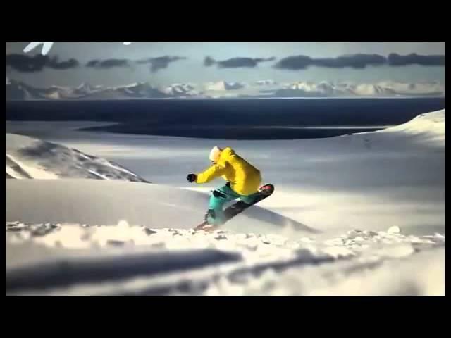 Сноуборд видео клипы Don_t Panic Snowboard Clips
