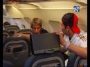 Así celebró el Real Madrid el título en el avión / Real Madrid's title celebrations on plane
