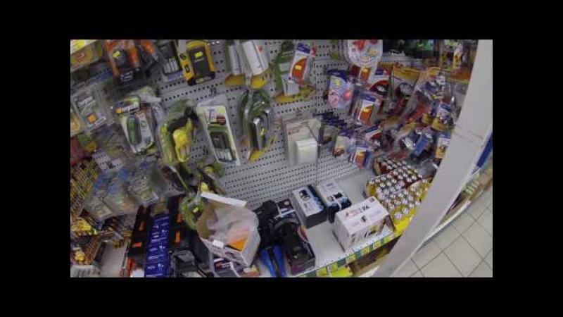 Тестирую Slimcam C400 в магазине