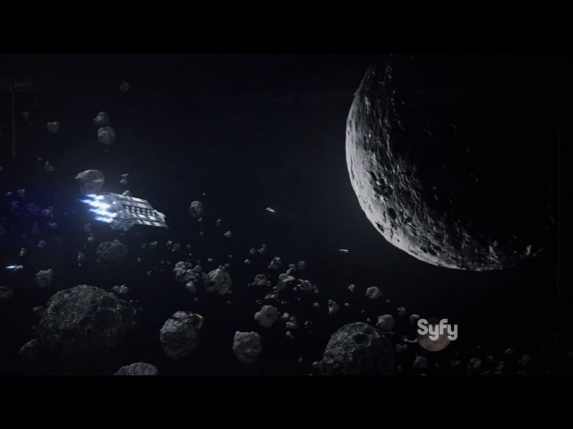 The Expanse - Opening Title