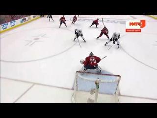 Плей-офф НХЛ. Вашингтов - Питсбург. Лавджой сравнивает