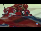 Severstal @ Lokomotiv 02/24/2015 Highlights / Локомотив - Северсталь 2:1 ОТ