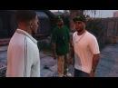 GTA 5 PS4 Прохождение - Часть 9 Стретч на свободе ► Геймплей PS4 Grand Theft Auto V видео