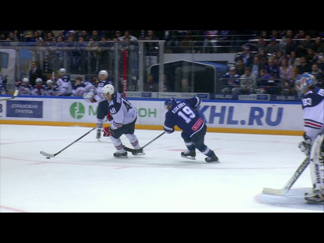 Кокарев обокрал Бирюкова и забил победный гол Kokarev robs Tsvetkov to score GWG