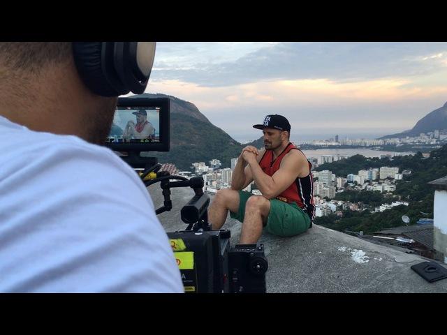 Бэкстейдж со съемок промо-видео с Мальдонадо
