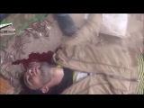 Сирия. Снайпер убивает террориста (16.01.2016 г.)