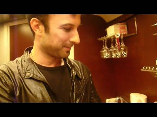 Tarkan meets his Chilean Fanclub!