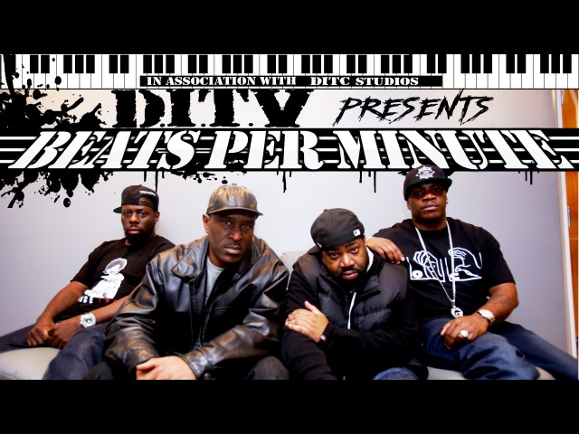 DITC STUDIOS presents Beats Per Minute featuring Easy Mo Bee