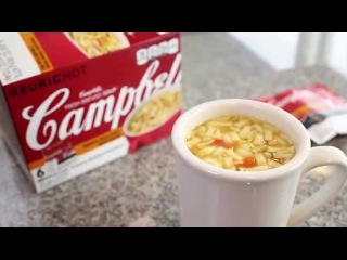 Campbell's Fresh Brewed Soup