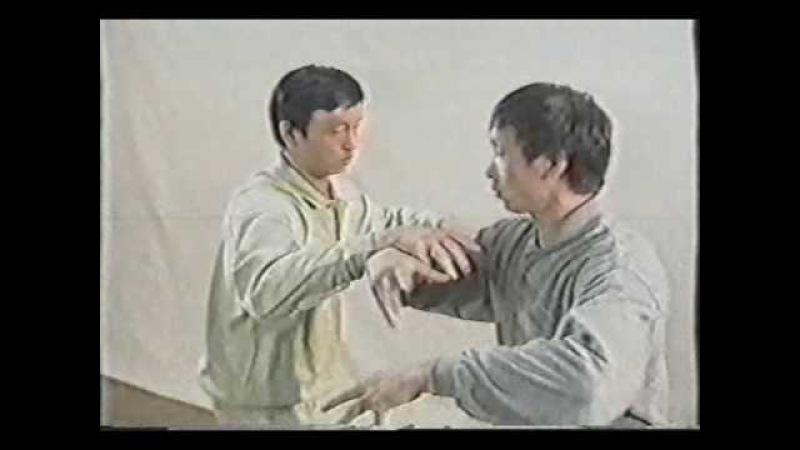 Yiquan - basic pushing hands drills