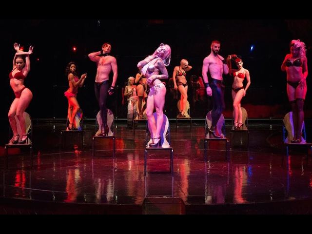 Zumanity Rated Cirque No Limit Zone Ep 2 Choreographed By Yanis Marshall Cirque Du Soleil
