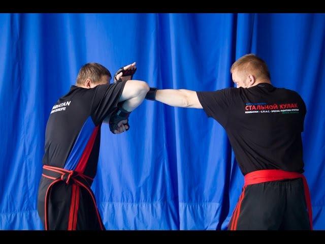Грязный бокс мано мано панантукан базовые защиты Dirty Boxing Panantukan Basic Defenses