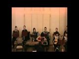 Барчунов концерт для клав.гуслей,исп Елена Гришина