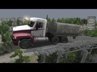 Мод freighter для SpinTires 25.12.2015