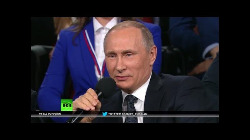 Политик Владимир Путин продемонстрировал отличное знание немецкого языка