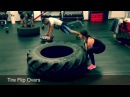 20 great Tractor Tire Exercises for bootcamp or a Total body fitness work out