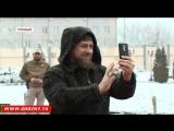 Команда Рамзана Кадырова сдала экзамен на знание стихов про Новый год