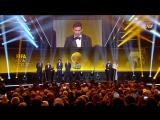 Лионель Месси Церемония вручения пятого Золотого мяча 2015 [Lionel Messi Barcelona]