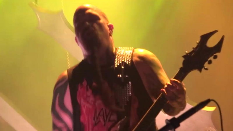 Slayer - 13. Vices (Live at Moscow 09.12.15) [Fan Multicam by Seadir]