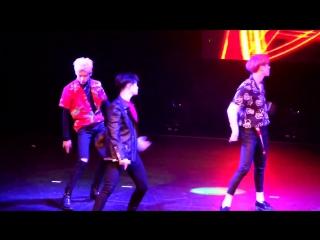 [fancam] 160521 got7 - girls, girls, girls + stop stop it + if you do @ «toronto k-pop con » d-1.